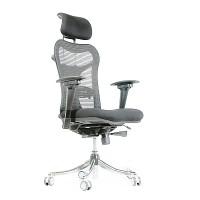 Кресло руководителя Chairman CH 769 серое