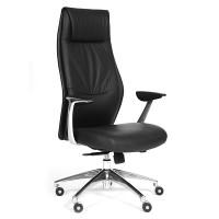 Кресло руководителя Chairman VISTA экокожа черная