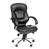 Кресло руководителя Chairman CH 430 кожа