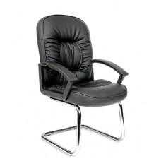 Кресло для посетителей Chairman CH 418V Экопремиум