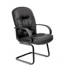 Кресло для посетителей Chairman CH 416V Экокожа