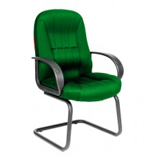 Кресло для посетителей Chairman CH 685V ткань зеленая TW