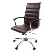 Кресло Chairman CH 760 коричневое