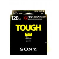 Карта памяти SONY SDXC UHS-II 128GB Tough  299/300Mb/s (U3, V90)SFG128T