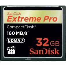 Карта памяти SanDisk Extreme Pro CompactFlash 160MB/s 32GB