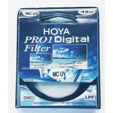 Светофильтр HOYA MC UV 49mm Pro Digital