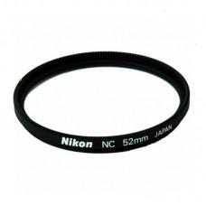 Защитный светофильтр Nikon NC 52mm