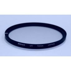 Защитный светофильтр Nikon UV 72mm