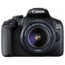Зеркальный фотоаппарат Canon EOS 2000D Kit EF-S 18-55mm III