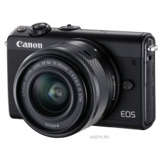 Фотоаппарат Canon EOS M100 Kit EF-M 15-45mm IS STM Black