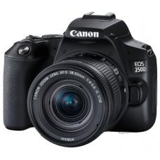 Зеркальный фотоаппарат Canon EOS 250D Kit 18-55mm IS STM Black