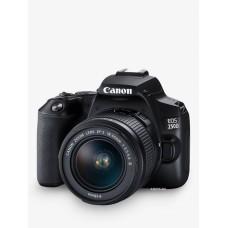 Зеркальный фотоаппарат Canon EOS 250D Kit 18-55mm f/3.5-5.6 III  Black