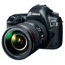 Зеркальный фотоаппарат Canon EOS 5D Mark IV Kit EF 24-105mm f/4L IS II USM
