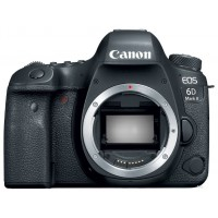 Зеркальный фотоаппарат Canon EOS 6D Mark II Body
