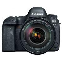 Зеркальный фотоаппарат Canon EOS 6D Mark II Kit EF 24-105mm f/4L IS II USM