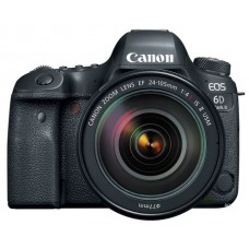Зеркальный фотоаппарат Canon EOS 6D Mark II Kit EF 24-105mm f/4L IS II USM