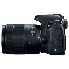 Зеркальный фотоаппарат Canon EOS 77D Kit EF-S 18-135mm IS USM Nano