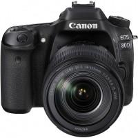 Зеркальный фотоаппарат Canon EOS 80D Kit EF-S 18-135mm IS USM Nano