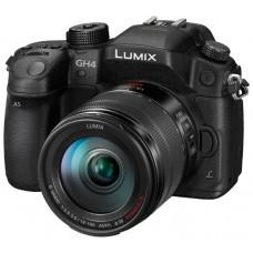 Цифровой фотоаппарат Panasonic Lumix DMC-GH4 Kit 14-140mm f/3.5-5.6 Asph.Black