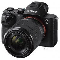 Фотоаппарат Sony Alpha ILCE-7M2 Kit 28-70mm F/3.5-5.6 OSS черный