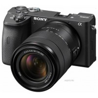 Фотоаппарат Sony Alpha ILCE-6600 Kit E 18-135mm f/3.5-5.6 OSS