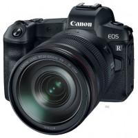 Фотоаппарат Canon EOS R Kit RF 24-105mm f/4L IS USM