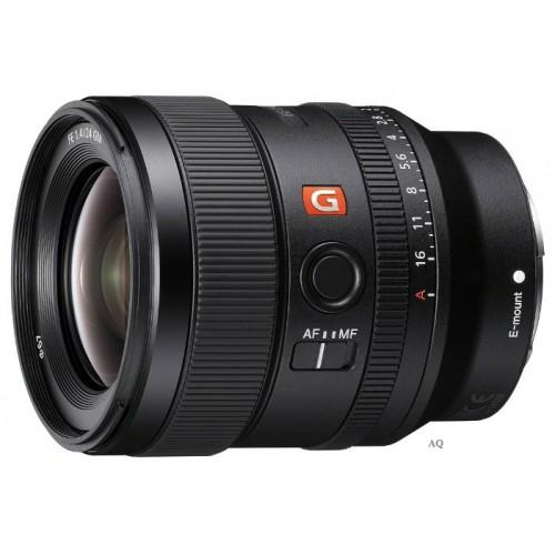 Объектив Sony FE 24mm f/1.4 GM (SEL24F14GM)