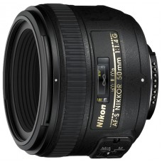 Объектив для фотоаппарата Nikon AF-S Nikkor 50mm f/1.4G
