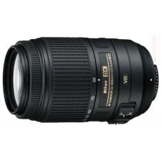 Объектив для фотоаппарата Nikon 55-300mm f/4.5-5.6G ED DX VR AF-S Nikkor