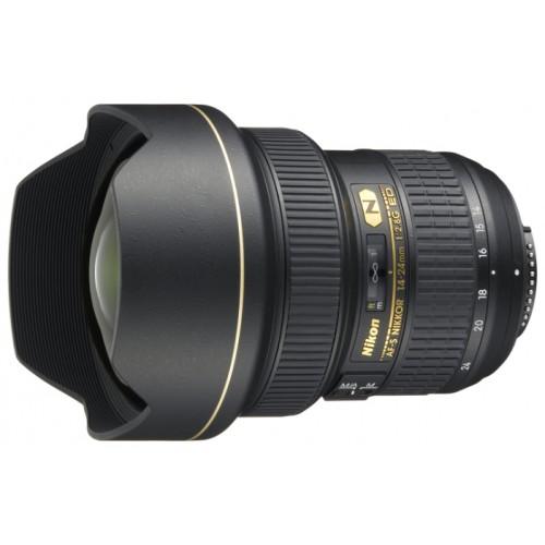 Объектив для фотоаппарата Nikon 14-24mm f/2.8G ED AF-S Nikkor