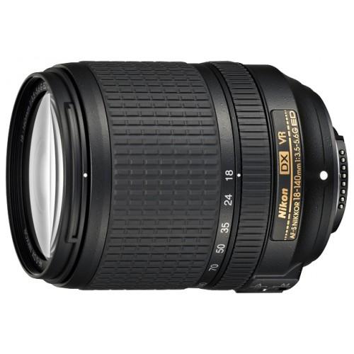 Объектив для фотоаппарата Nikon 18-140mm f/3.5-5.6G ED VR DX AF-S