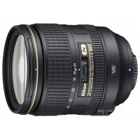 Объектив для фотоаппарата Nikon 24-120mm f/4G ED VR AF-S Nikkor