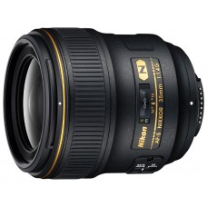 Объектив для фотоаппарата Nikon 35mm f/1.4G AF-S Nikkor