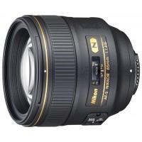 Объектив для фотоаппарата Nikon 85mm f/1.4G AF-S Nikkor
