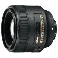Объектив для фотоаппарата Nikon 85mm f/1.8G AF-S Nikkor